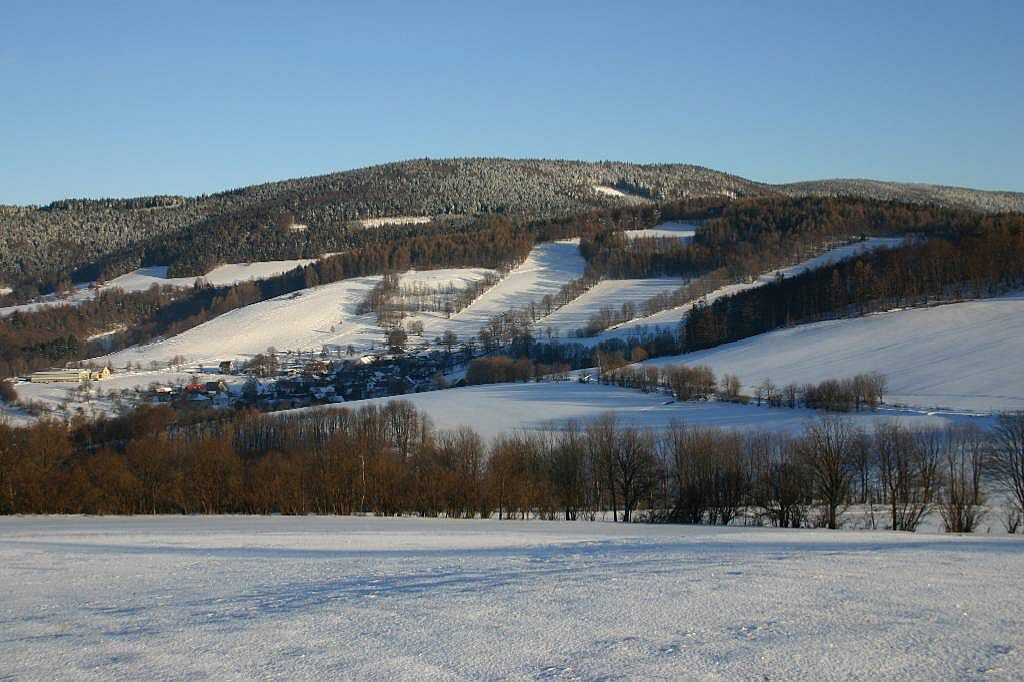 Chalupa v zimě 9