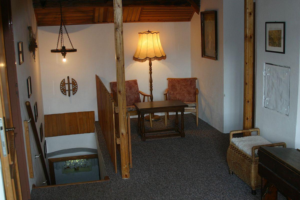 interiér - patro / Ideální klidné místo pro odpočinek