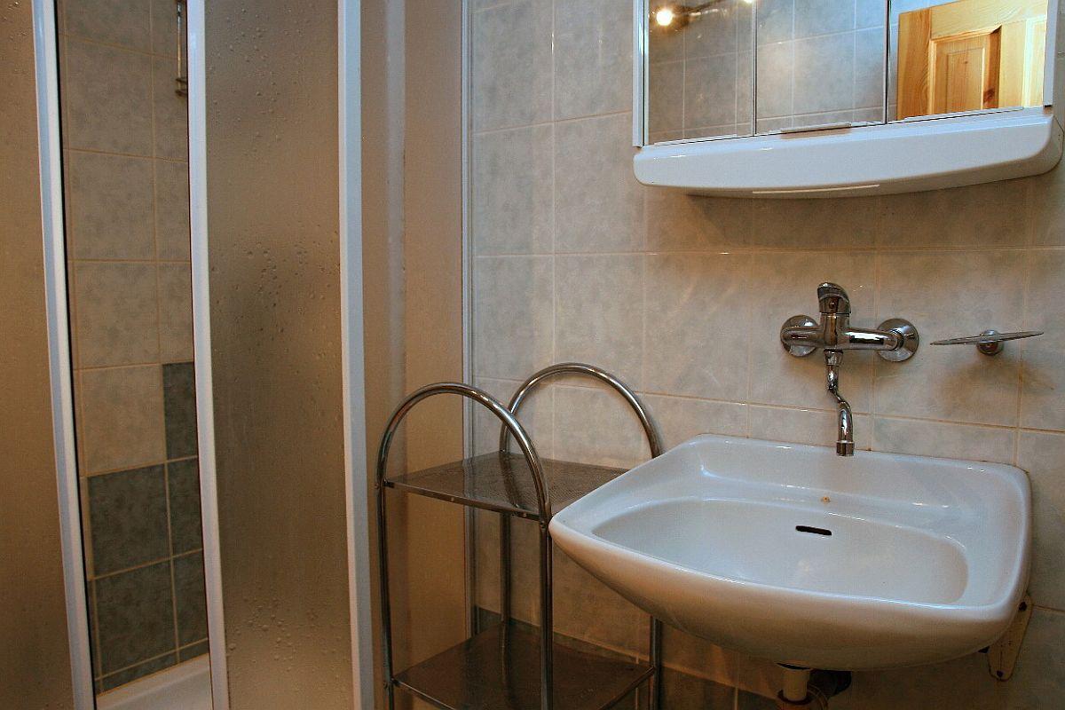 Koupelna a WC v podkroví 2