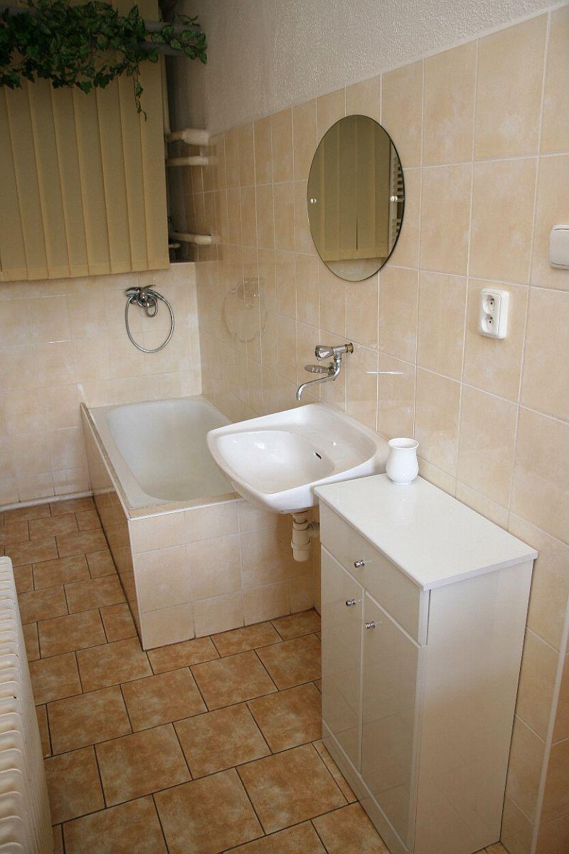 Koupelna a WC v přízemí 3