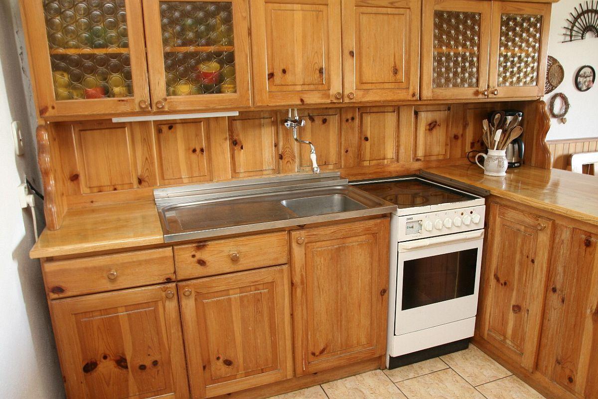 Kuchyně - elektrický sporák